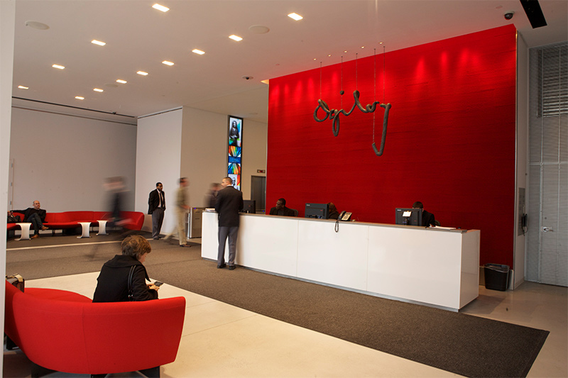 Fine art news a signature forged in wrought iron art for Offices ogilvy
