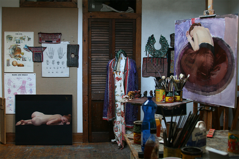 The Studio Project | Sharon Sprung