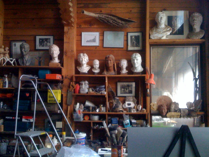 The Studio Project | G. L. Sussman
