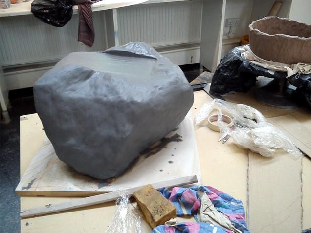 140211-ac-allen-c-6-Work-in-progress-2013-industrail-crank-stoneware-slip-p