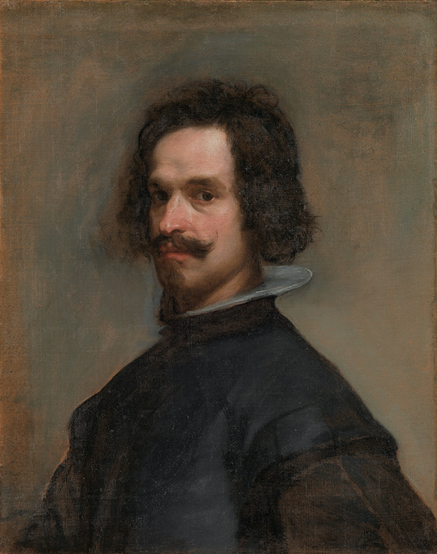 Velázquez Portrait of a Man