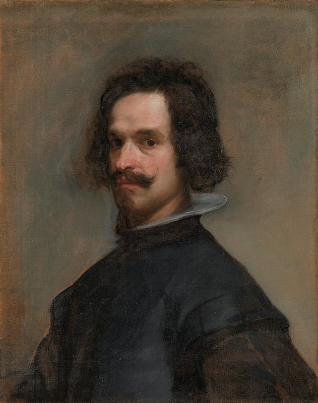 Velázquez Portrait of a Man