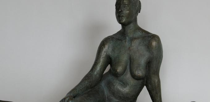 Richard Barnet at Greenhut Galleries