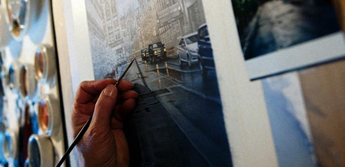 The Studio Project | Frederick Brosen