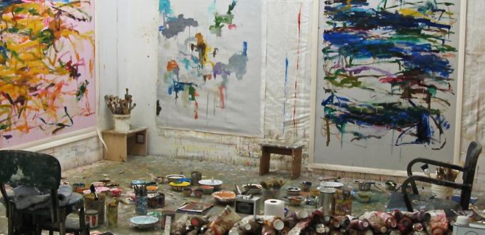 The Studio Project | Kikuo Saito in SoHo