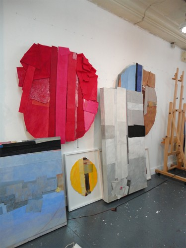 The Studio of Bruce Dorfman