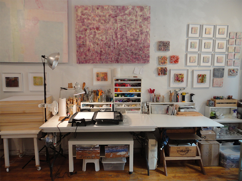 The Studio Project | Deborah Winiarski