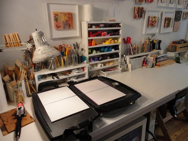 The Studio of Deborah Winiarski