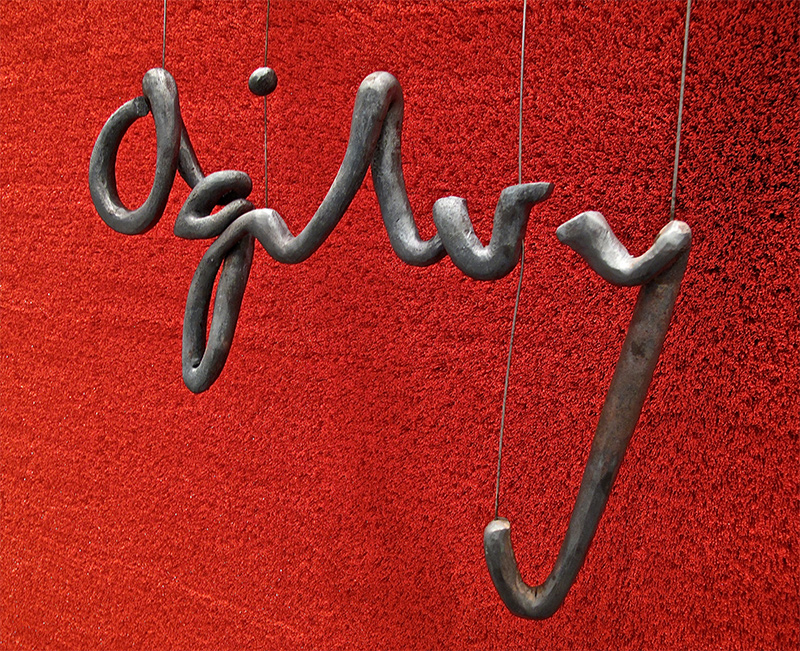 A Signature Forged in Wrought Iron