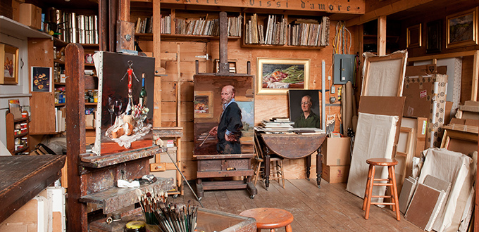 The Studio Project | Thomas Torak