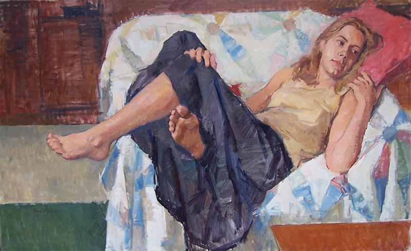 figure painting workshop
