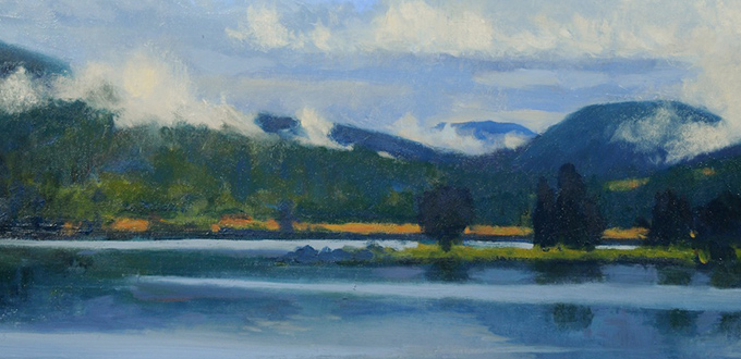 Plein-Air Workshop in Colorado Led by Joseph Peller