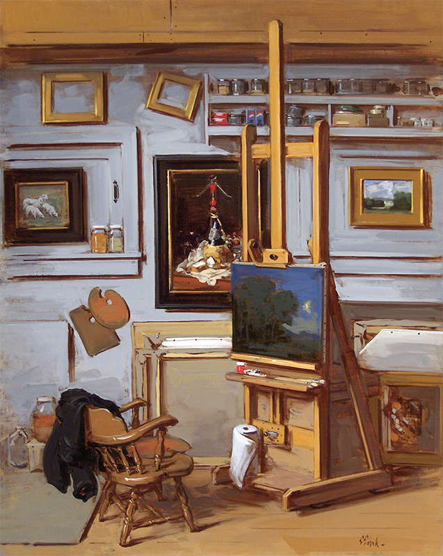 thomas torak sloan merrill gallery