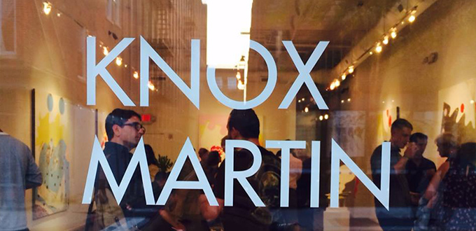 Knox Martin