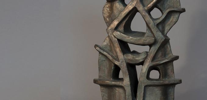 Bronze Sculpture by Richard Barnet