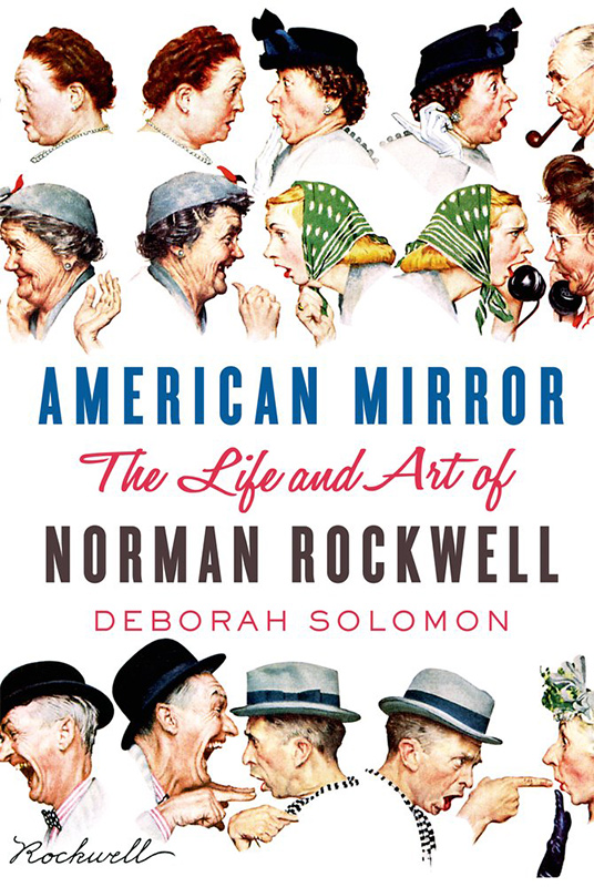 norman rockwell biography