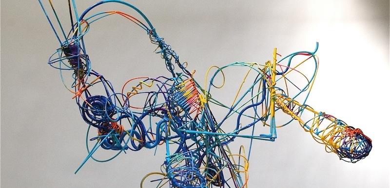 Peter Reginato at Andre Zarre Gallery