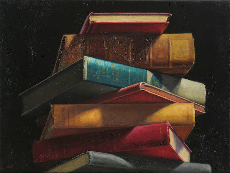 ten books every artist should have