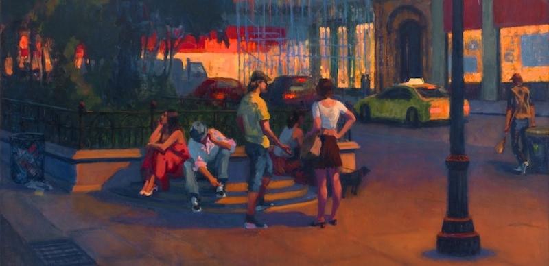 Joseph Peller at ACA Galleries Extended
