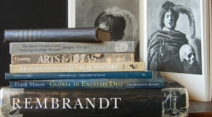 books for realist art students