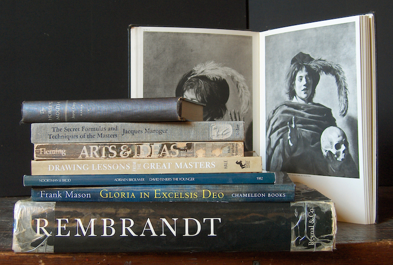 book list for art students