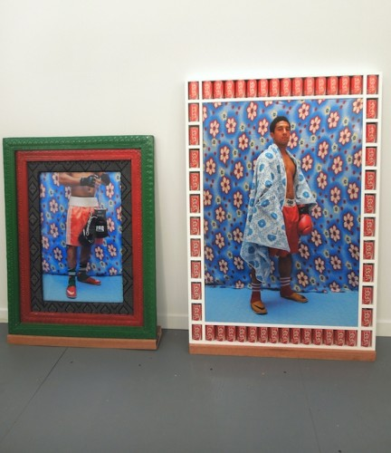 36 Hassan Hajjaj Galerie Eigen + Art Leipzig, Berlin  I think also seen at Pulse