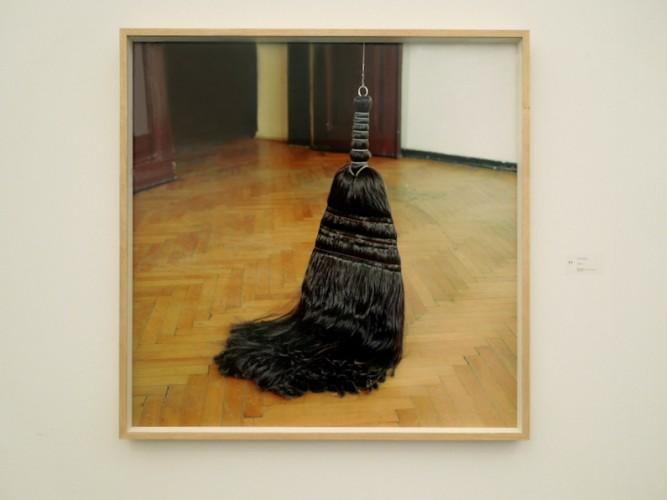 8 Servet Kocyigit, Brrrrroom, 2005, C-print 100 x 100cm at Rampa, Istanbul  7-10+2ap