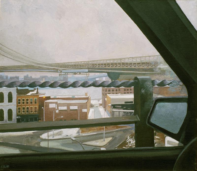 Painter Catherine Redmond