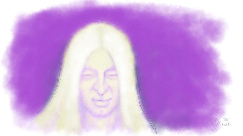 digital artist Jeffrey Wiener