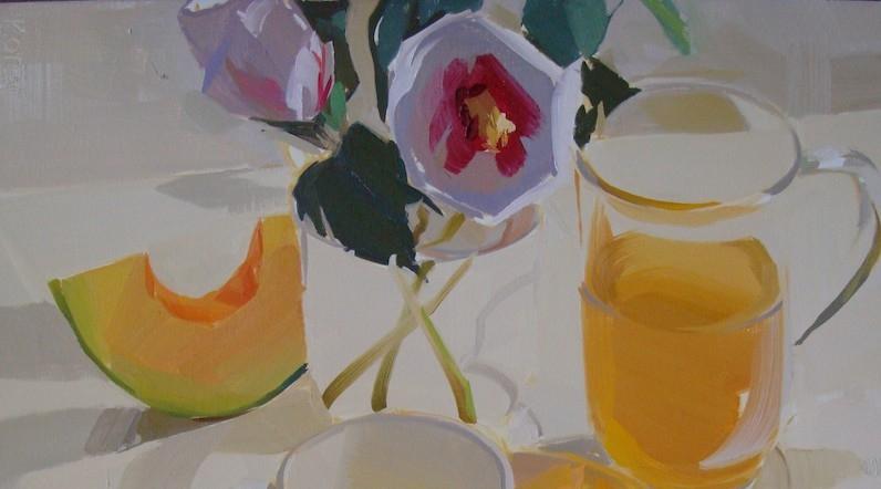 Karen O'Neil Now Represented by Mason Murer Gallery and Richard Stravitz Fine Art