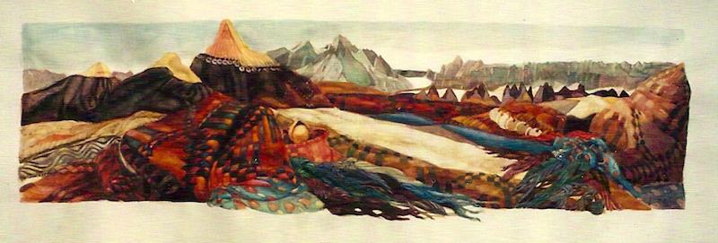 Central Asia Landscape.II