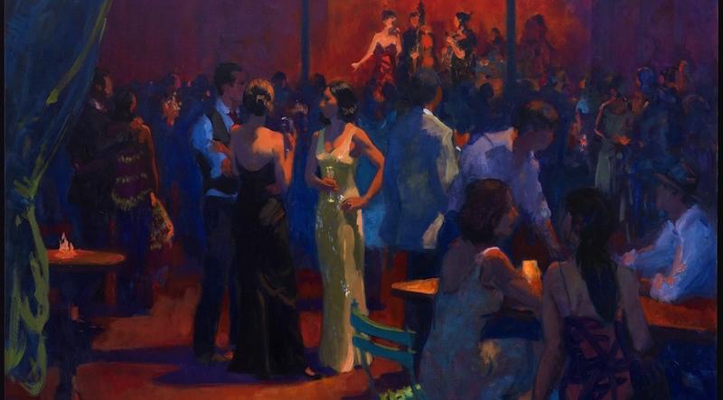 Joseph Peller at Roberts Gallery