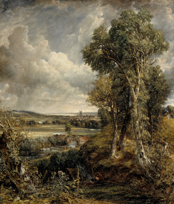 John Constable, The Vale of Dedham, 1827–28.