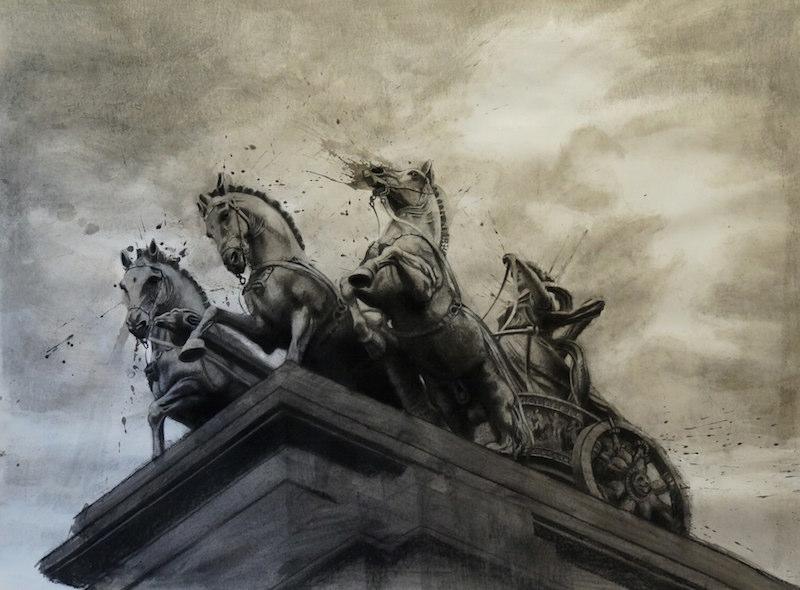 Equestrian,_Barcelona_I