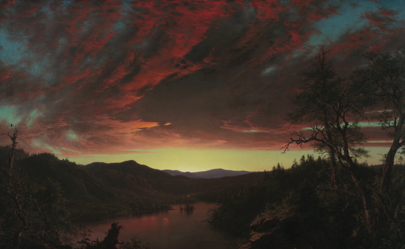 Jerry Weiss on Frederic Edwin Church