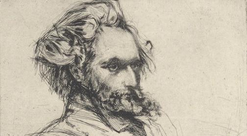 Whistler etchings