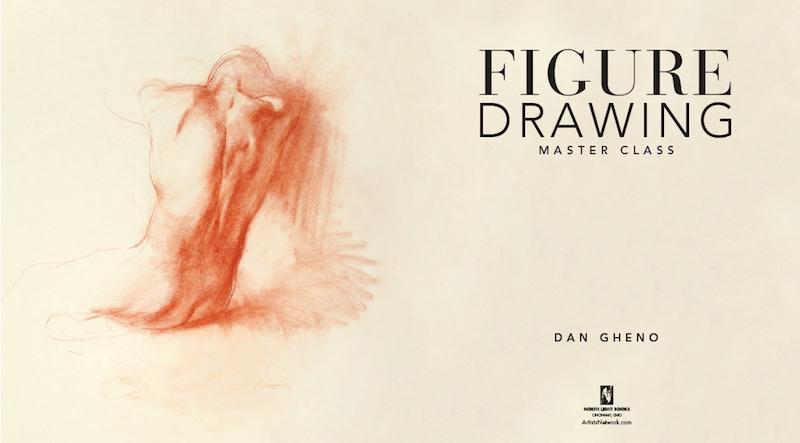 Dan Gheno's New Book, Figure Drawing Master Class