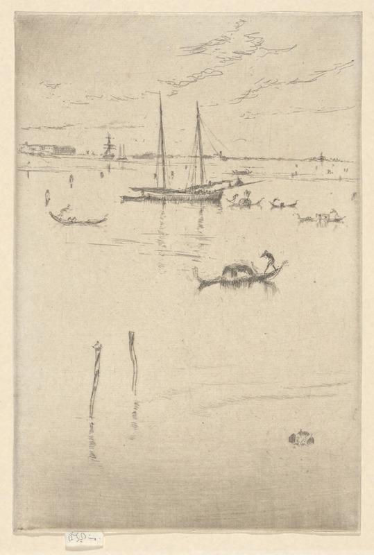 Whistler's Travels