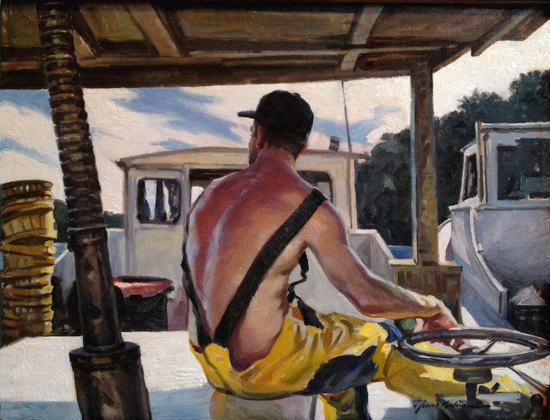 painter garin baker