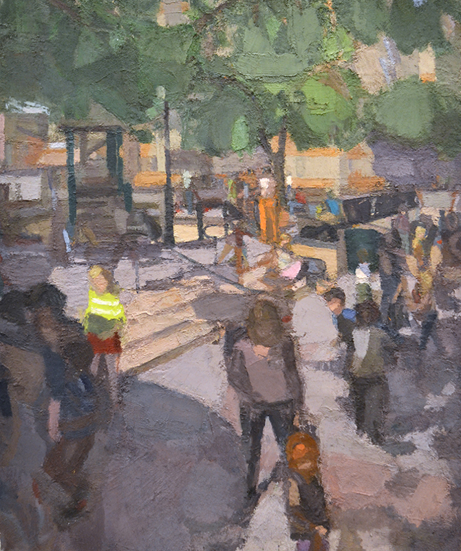 John Dubrow, Playground, 2012-15. 
