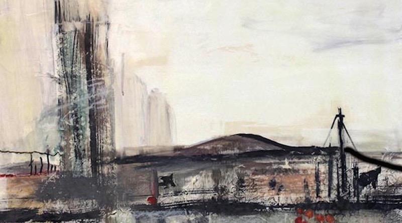 Deborah Winiarski on Landscape in Encaustic