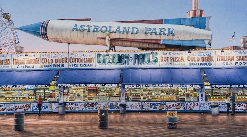 Frederick Brosen's Astroland