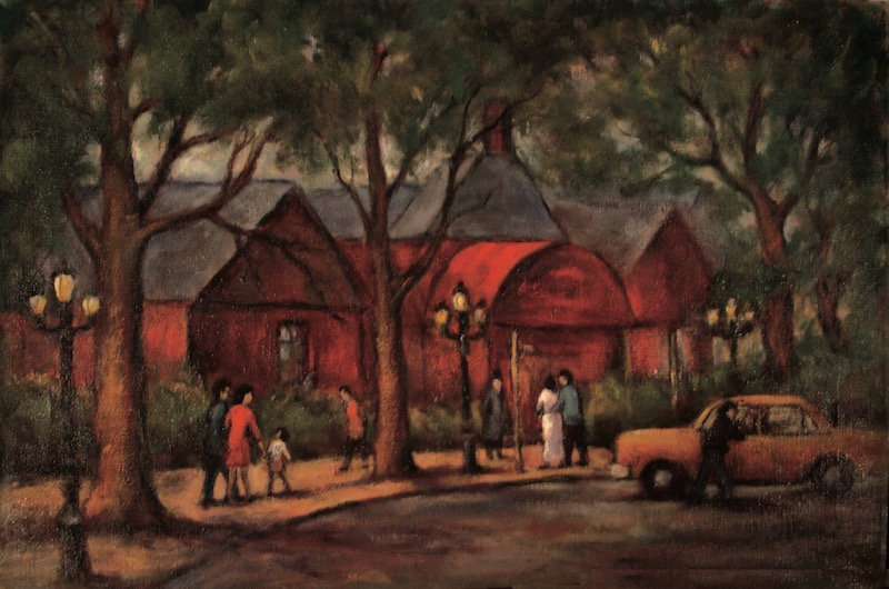 Coyle_Tavern on the Green Evening UTdark