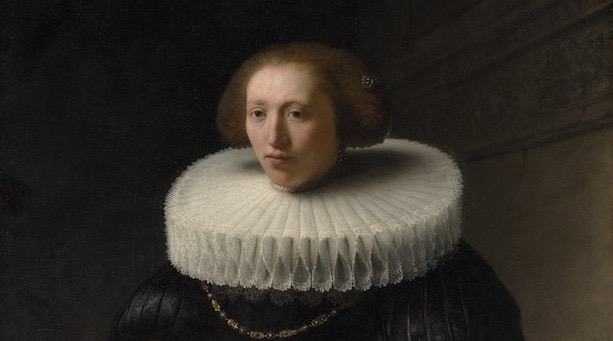 An Elegant Unrest in Portraits by Rembrandt and Eakins