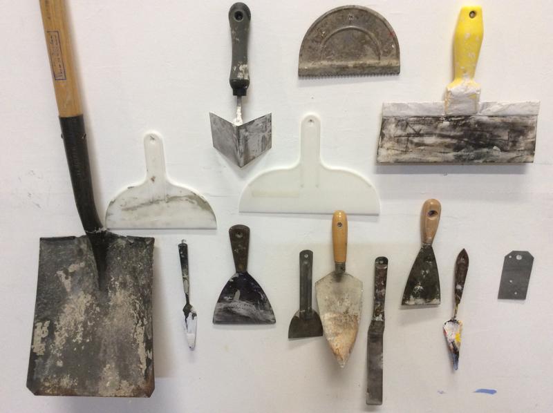 Mariano Del Rosario artist tools