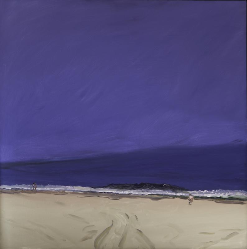Cornelia Foss, Ocean Beach.