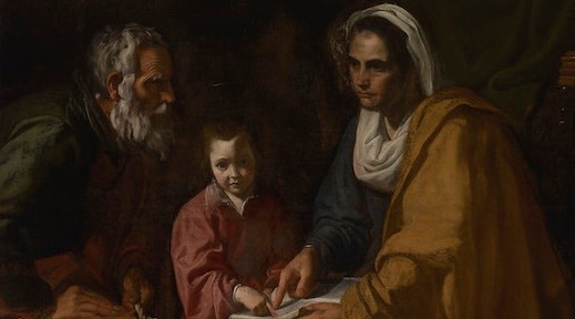 On Educated Guesses and a Velázquez in New Haven