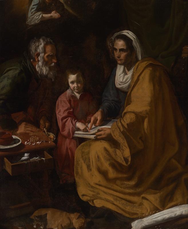 Velázquez in New Haven