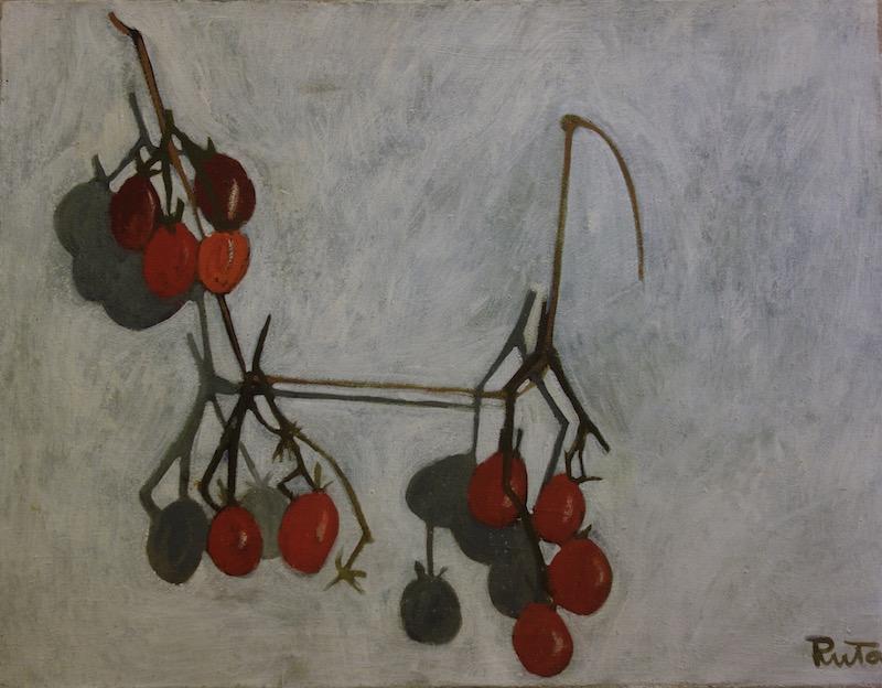 TomatoesontheWall,Italy