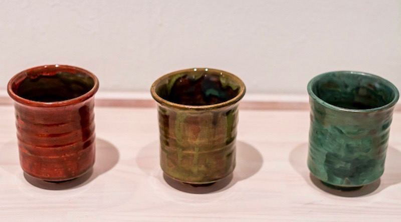 Yasumitsu's Ceramics at RESOBOX Gallery